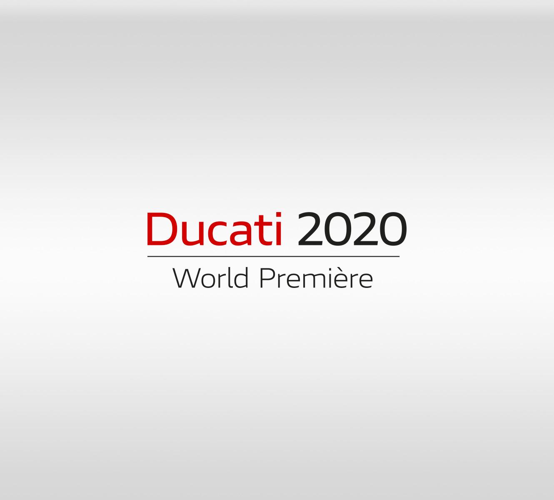 ドゥカティ・ワールド・プレミア2020